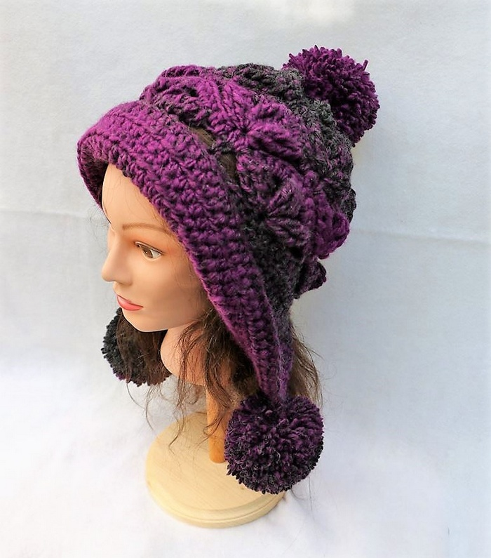 Crochet Hat Ideas for This Winter
