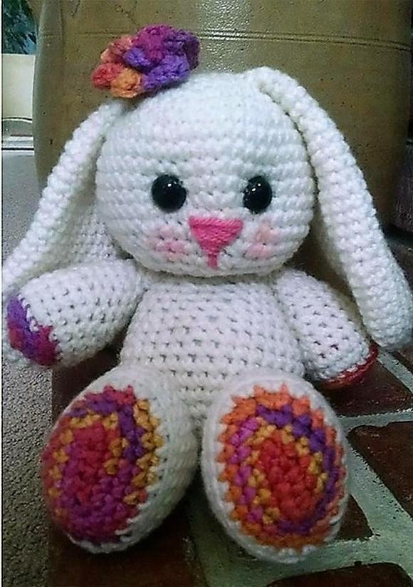 Adorable Amigurumi Bunny Pattern
