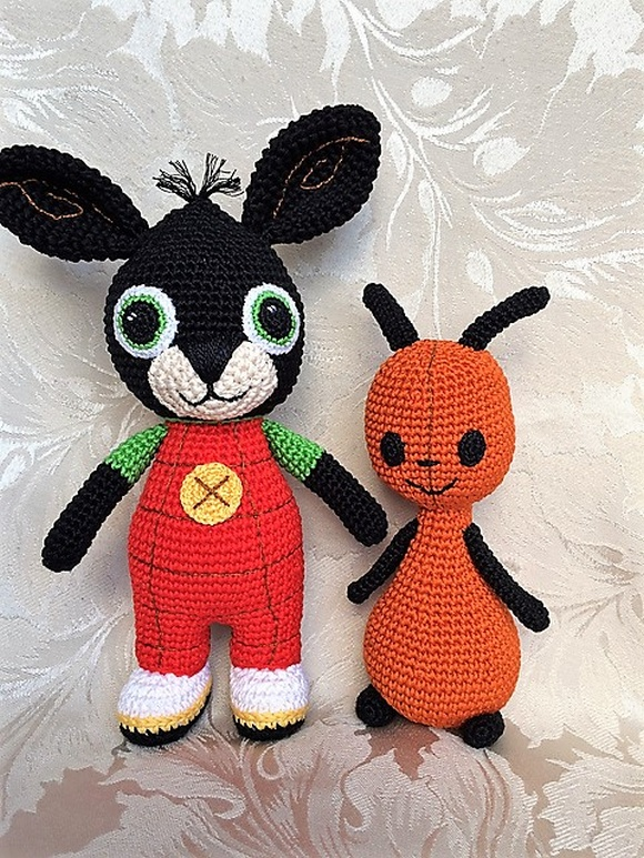 Bing Thing crochet pattern