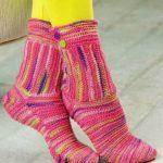 Garters & Buttons Socks