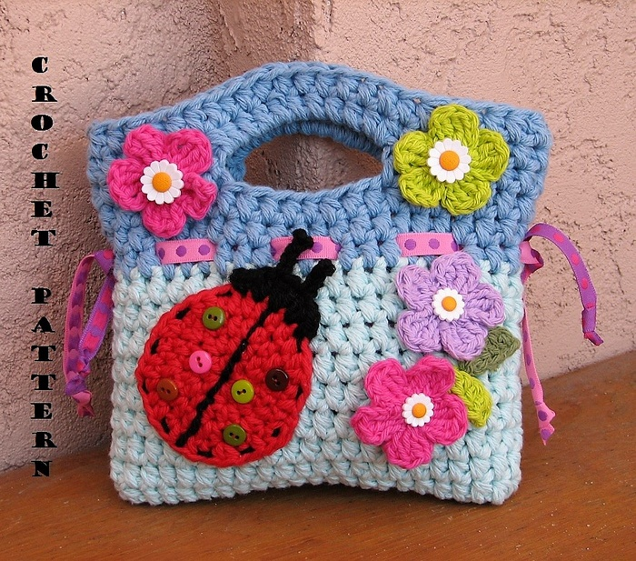 Awesome Handmade Crocheted Bag Patterns