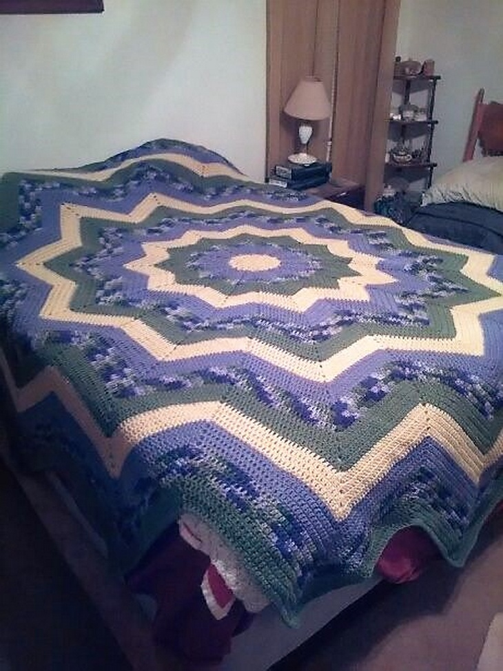 crochet blanket ideas 1