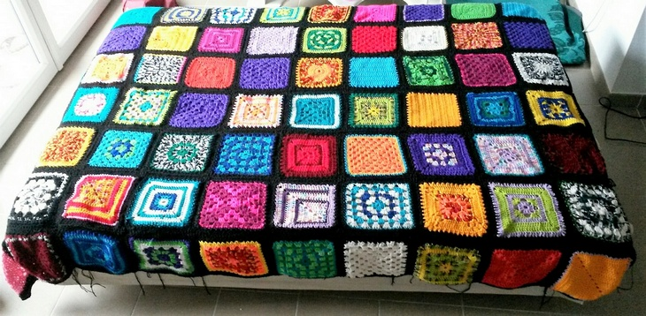 crochet blanket ideas 11