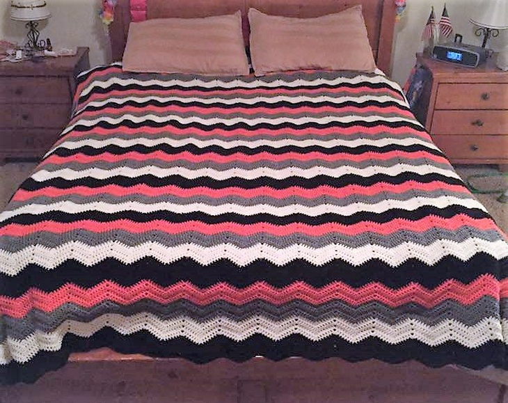 crochet blanket ideas 19