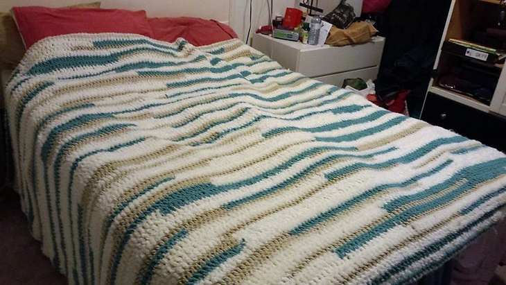 crochet blanket ideas 4