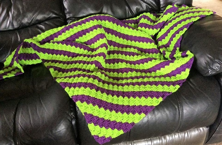 crochet blanket ideas 6