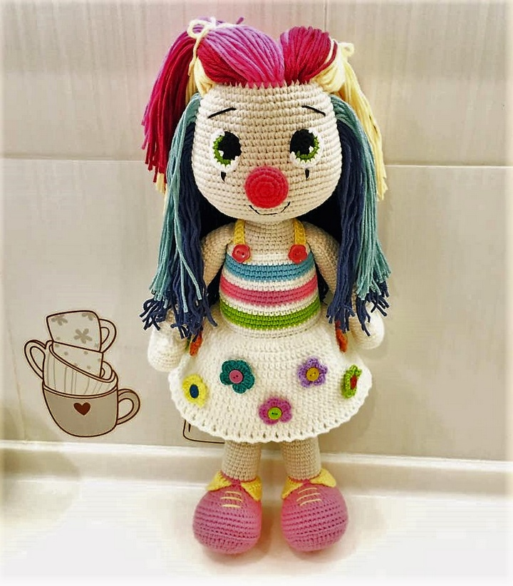 Awesome Crochet Doll Ideas for Kids