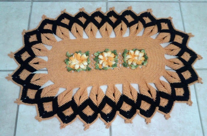 crochet table runner 2 - 2