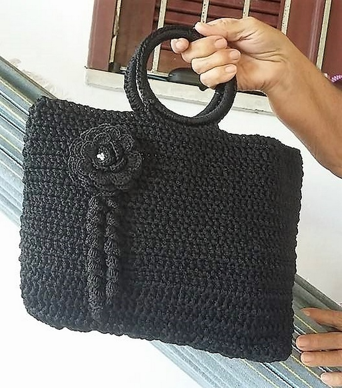 crocheted bag 13 - 2