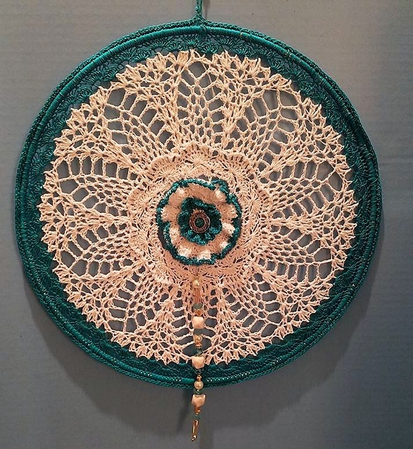 crochet dreamcatcher 13