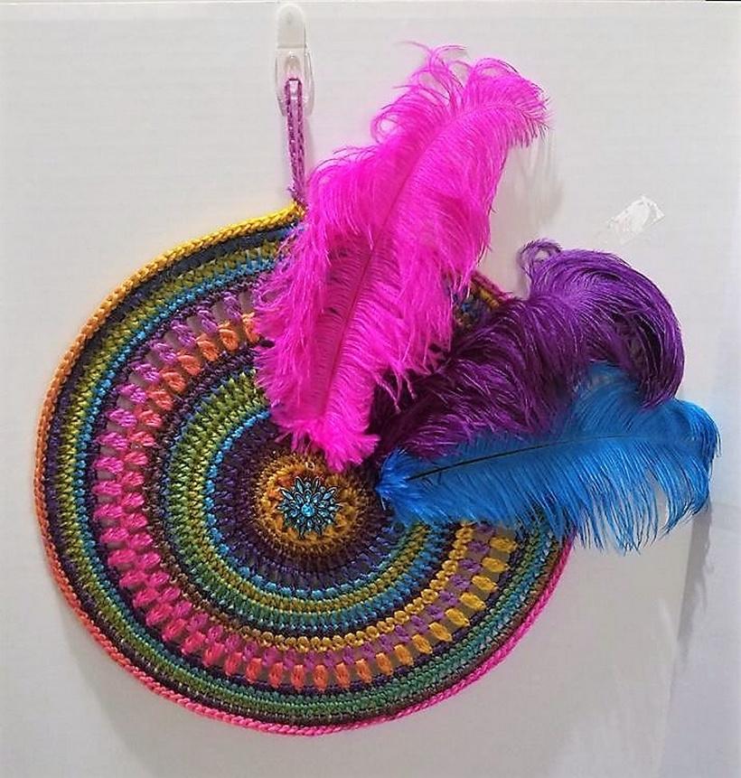 crochet dreamcatcher 15
