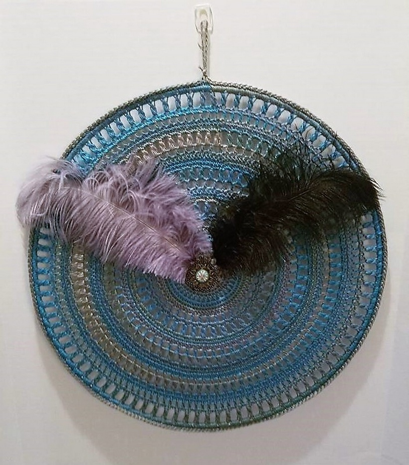 crochet dreamcatcher 23