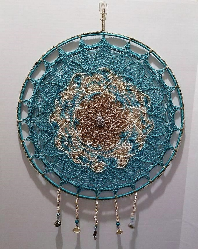 crochet dreamcatcher 24