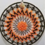 crochet dreamcatcher 4