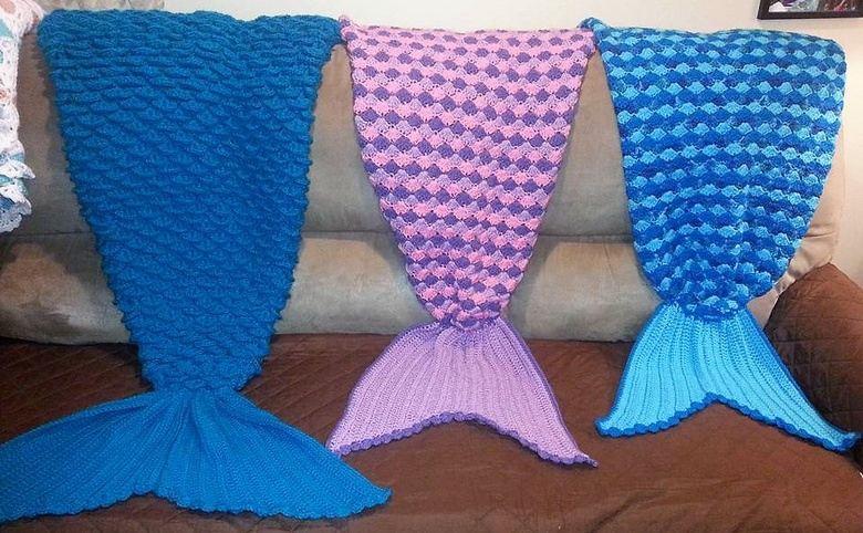 crochet mermaid tail 12