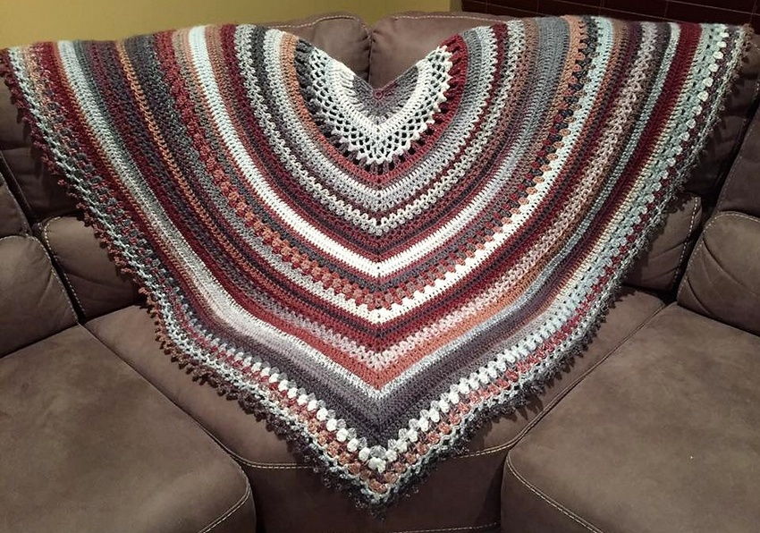 crochet shawl idea 1