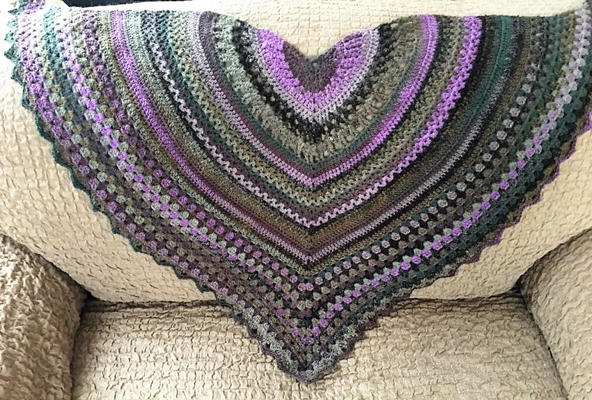 crochet shawl idea 11