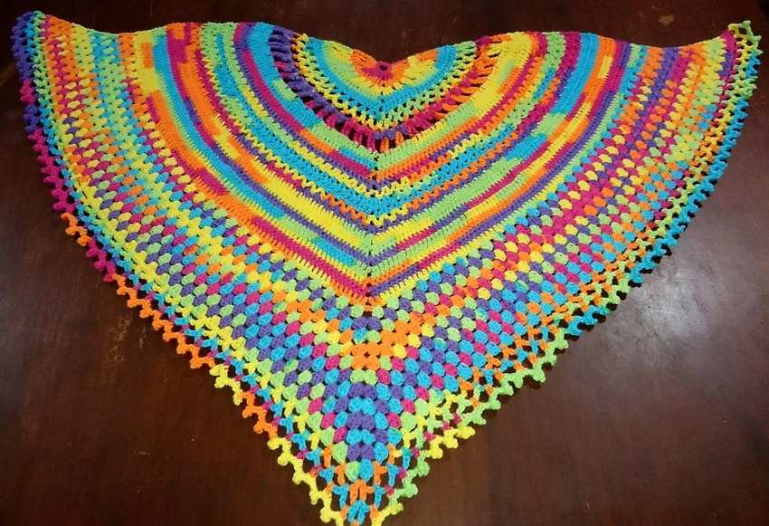 crochet shawl idea 13