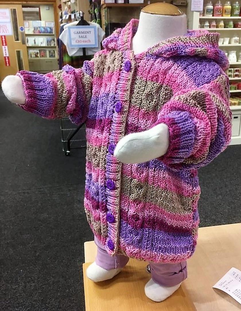 crochet sweater 13