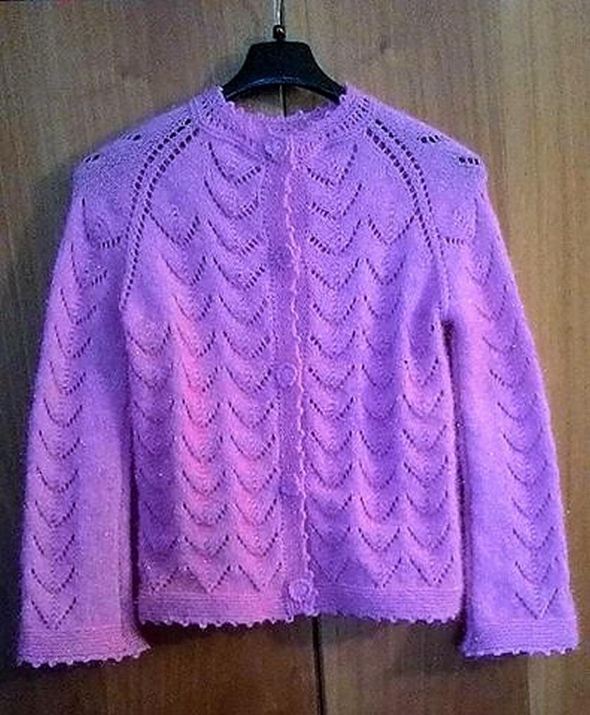 crochet sweater 15