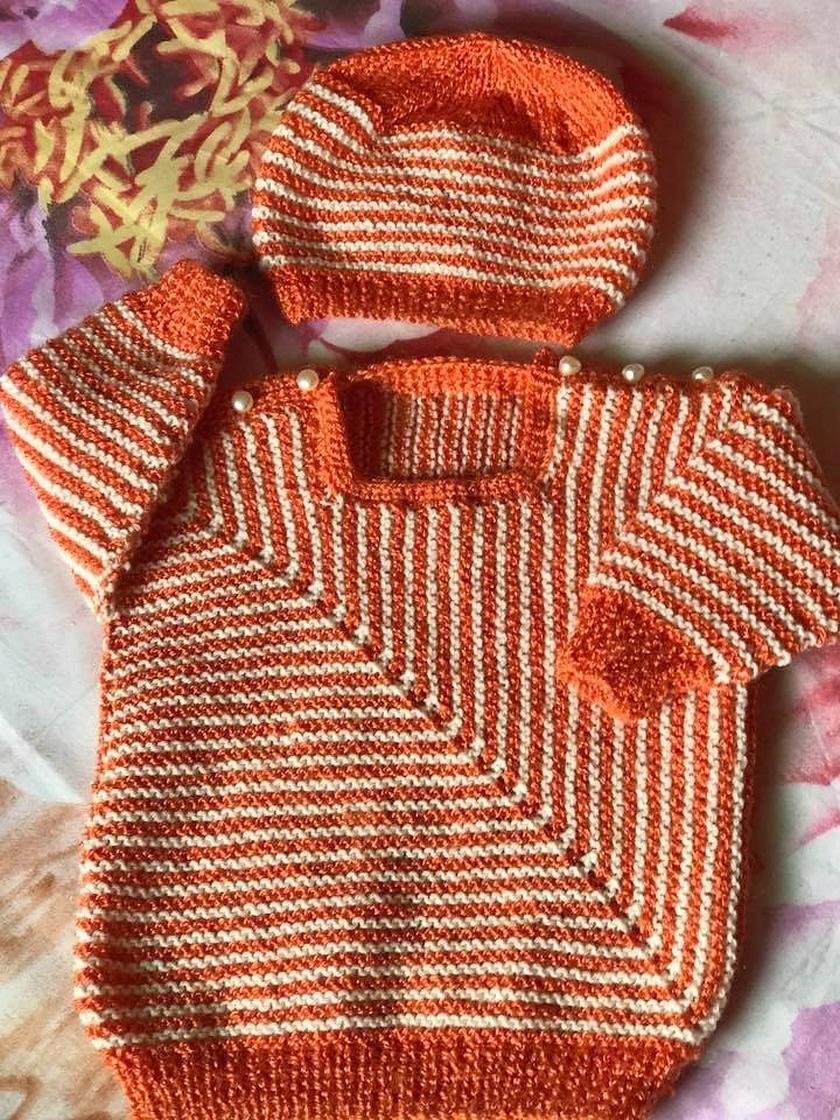 crochet sweater 16