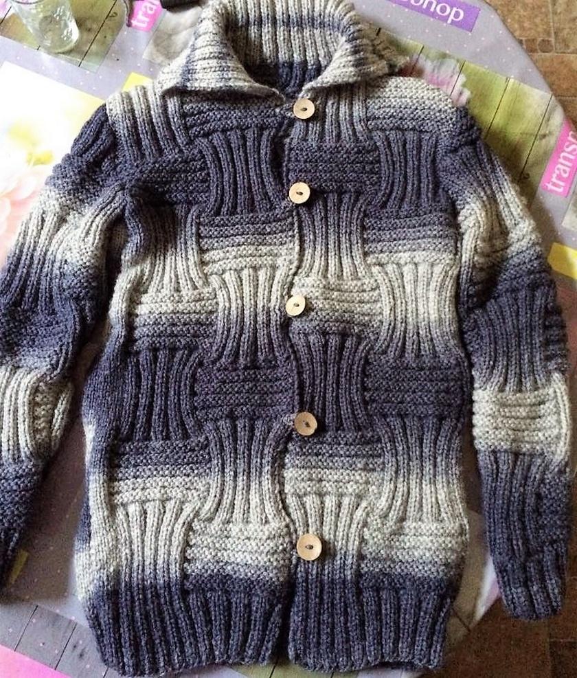 crochet sweater 17