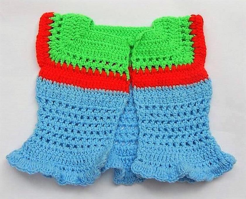 crochet sweater 18