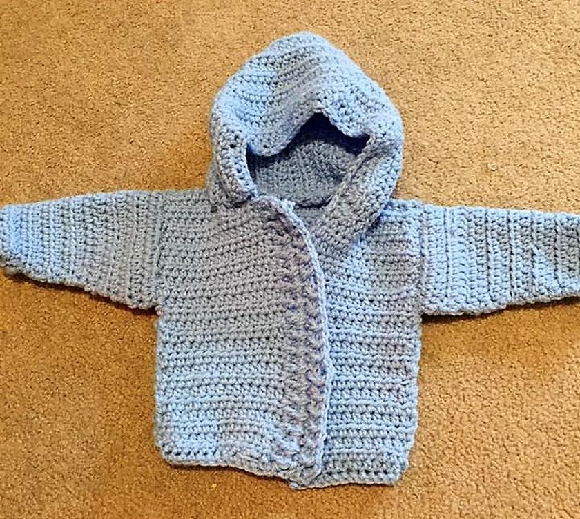 crochet sweater 19