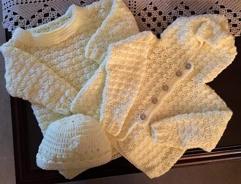 crochet sweater 2