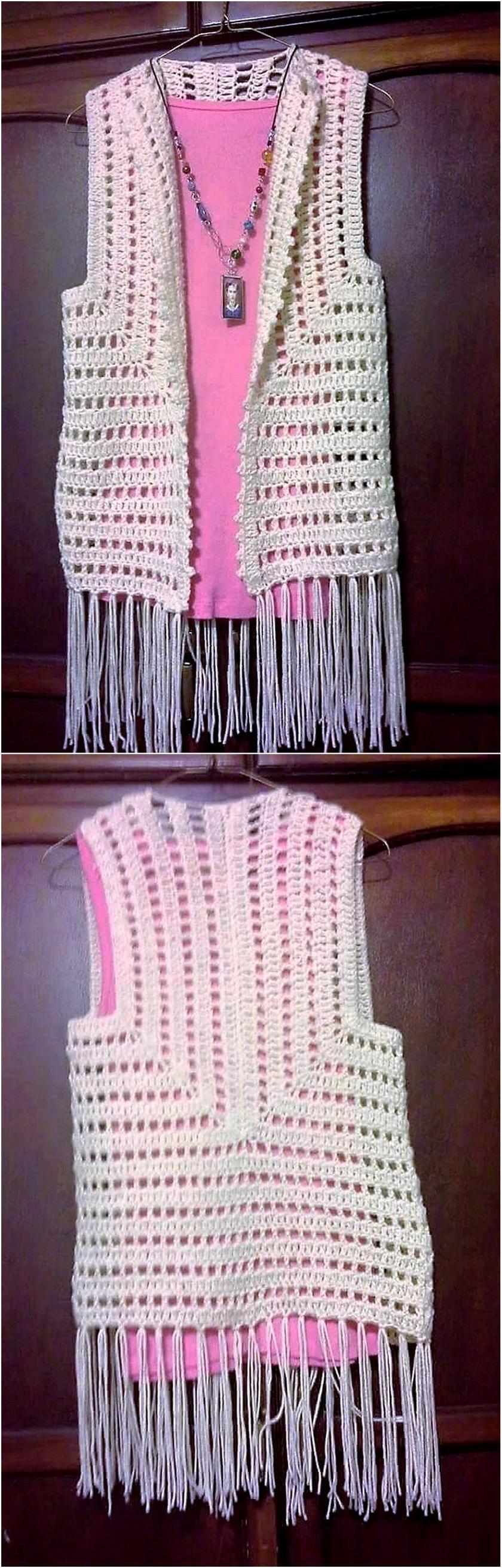 crochet sweater 23
