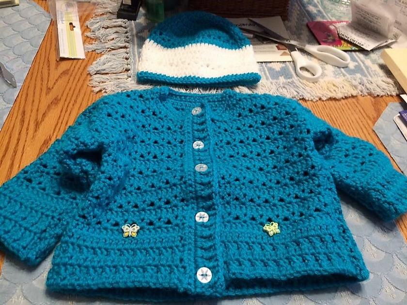 crochet sweater 3
