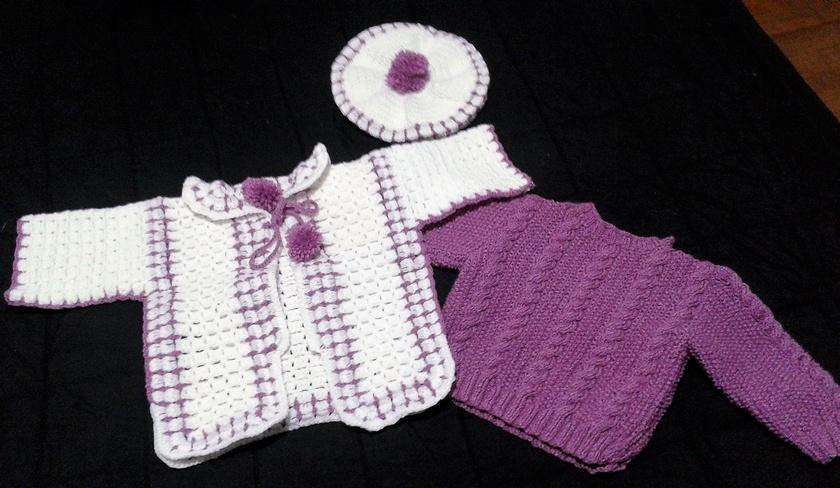 crochet sweater 4