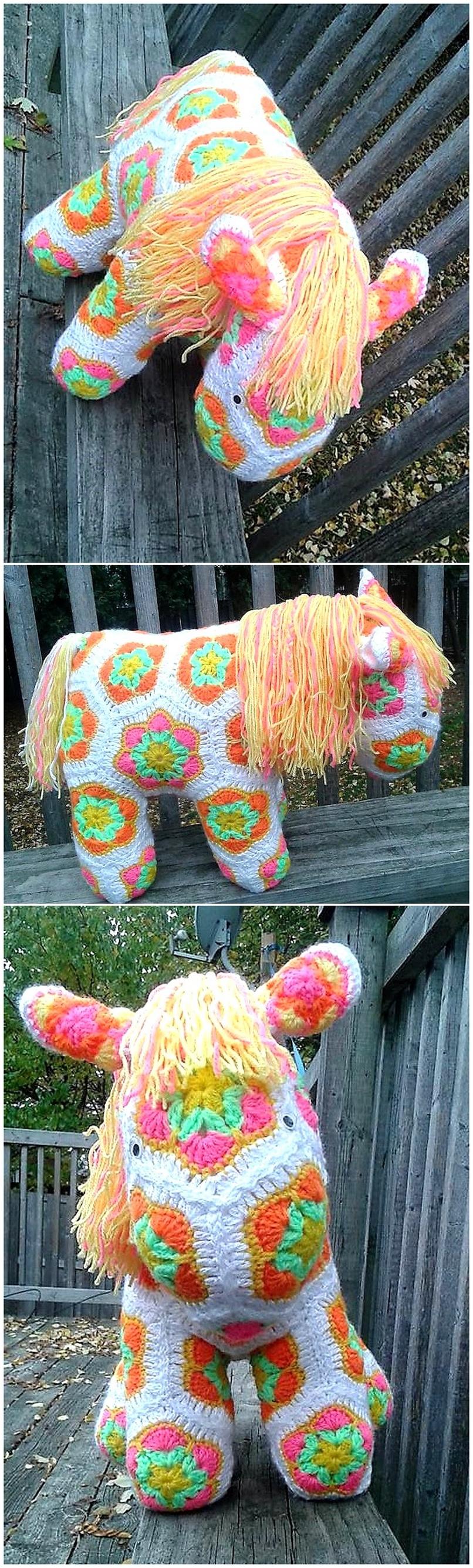 crochet animal 10