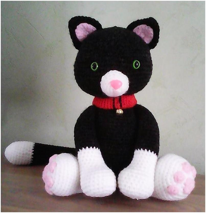 crochet animal 11