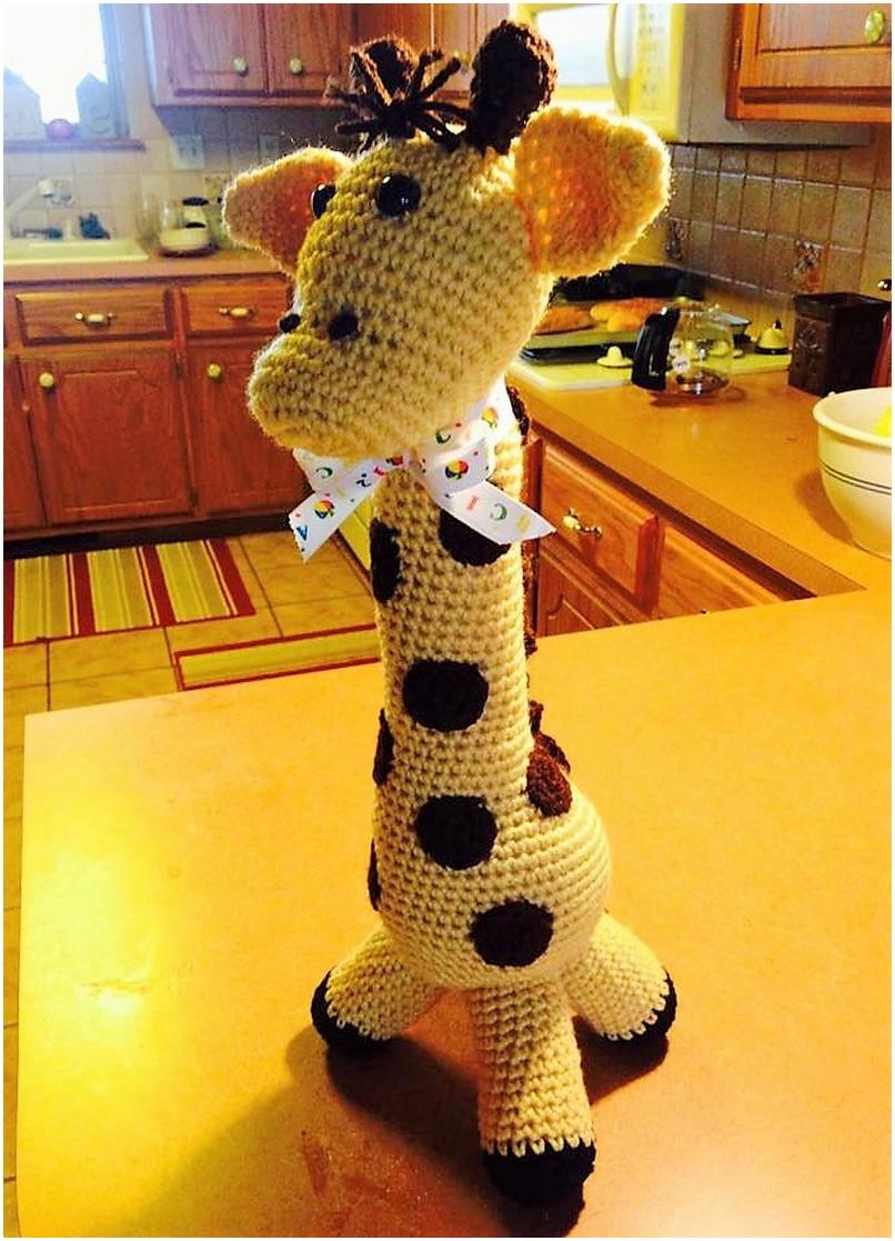crochet animal 12