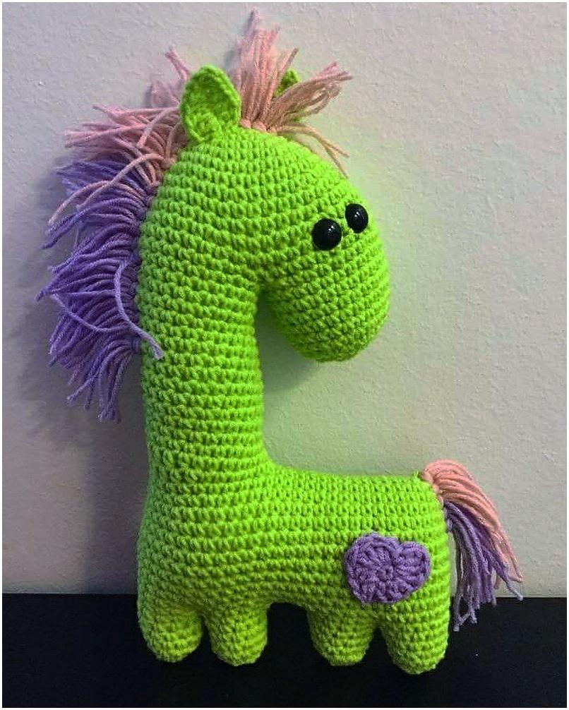 crochet animal 14