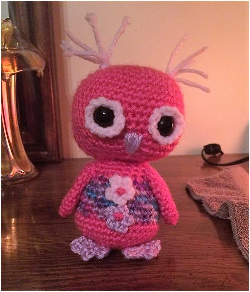 crochet animal 3