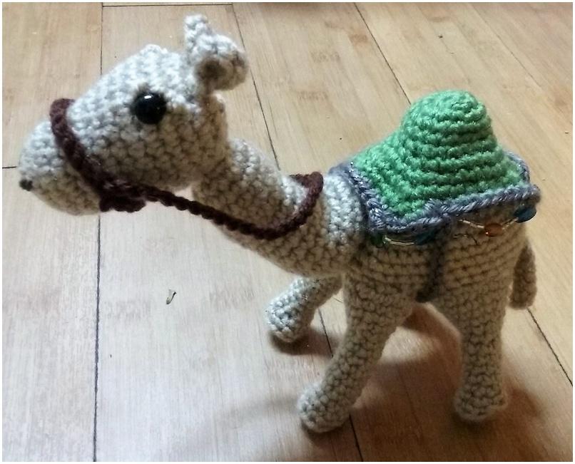 crochet animal 7