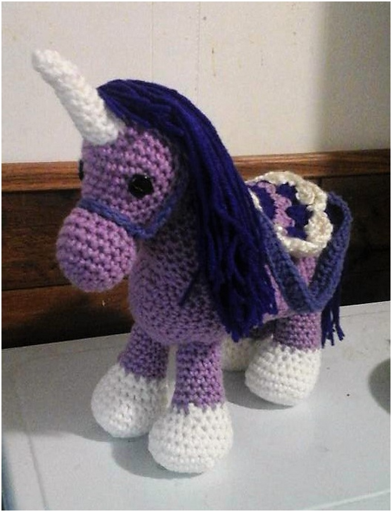 crochet animal 9