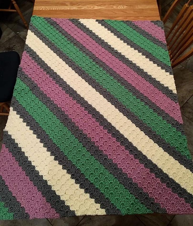 crochet blanket idea 10