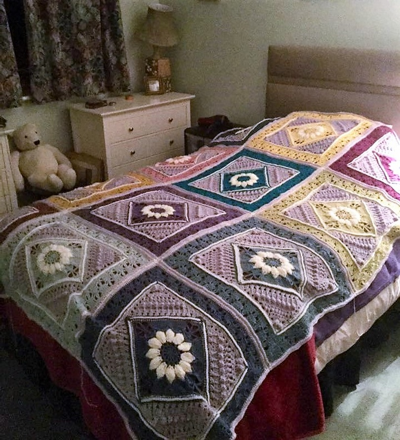 crochet blanket idea 11