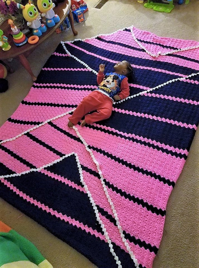 crochet blanket idea 13