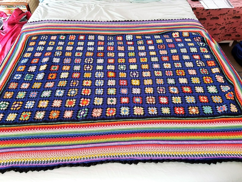 crochet blanket idea 15