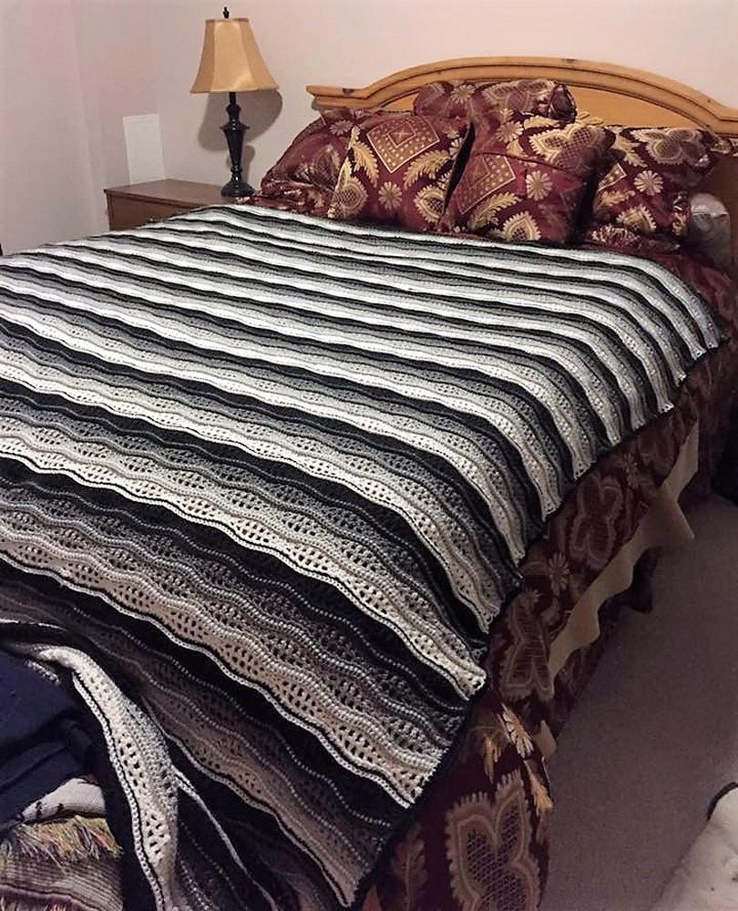 crochet blanket idea 19