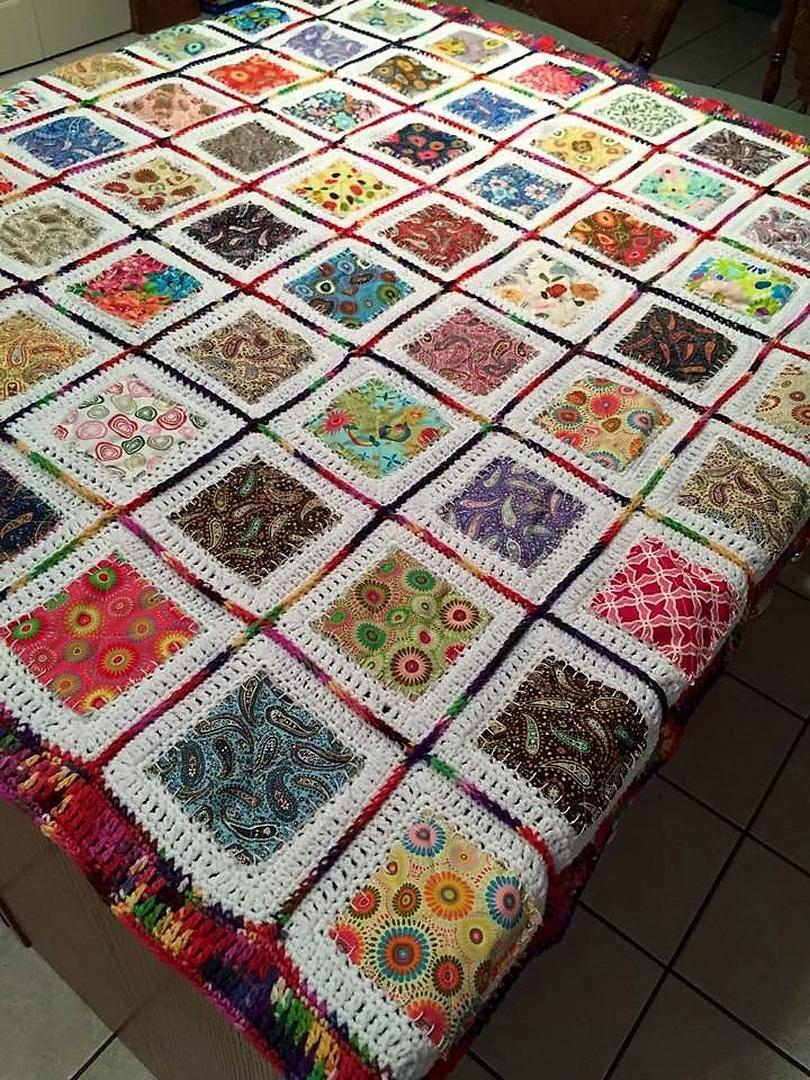 crochet blanket idea 2
