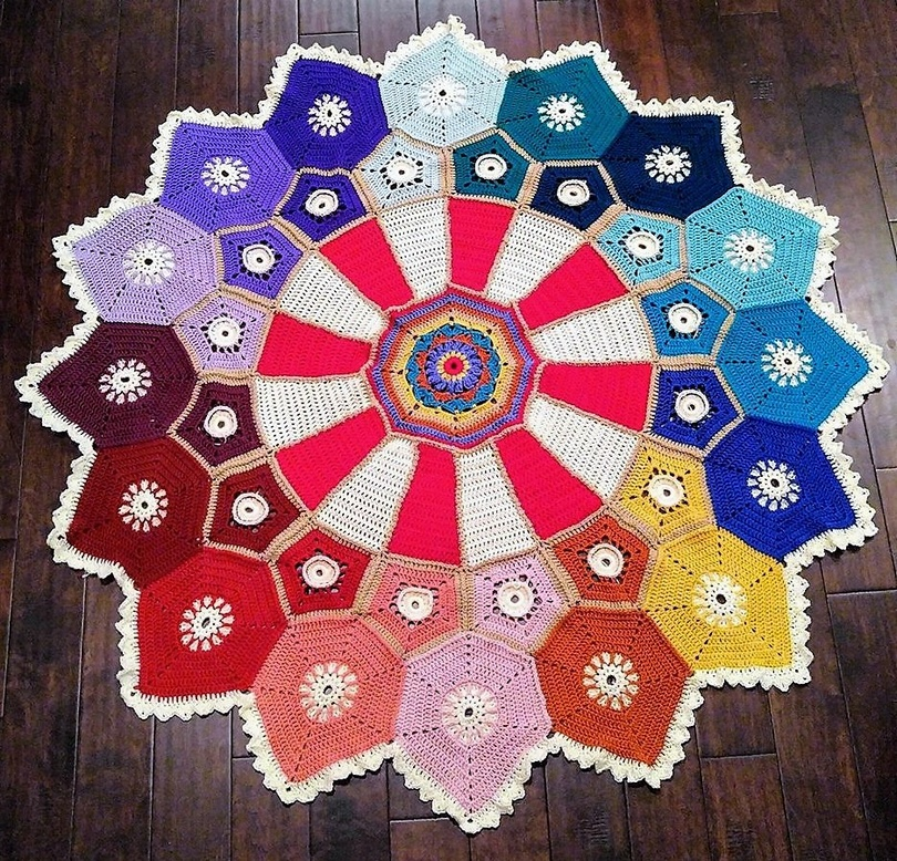 crochet blanket idea 21