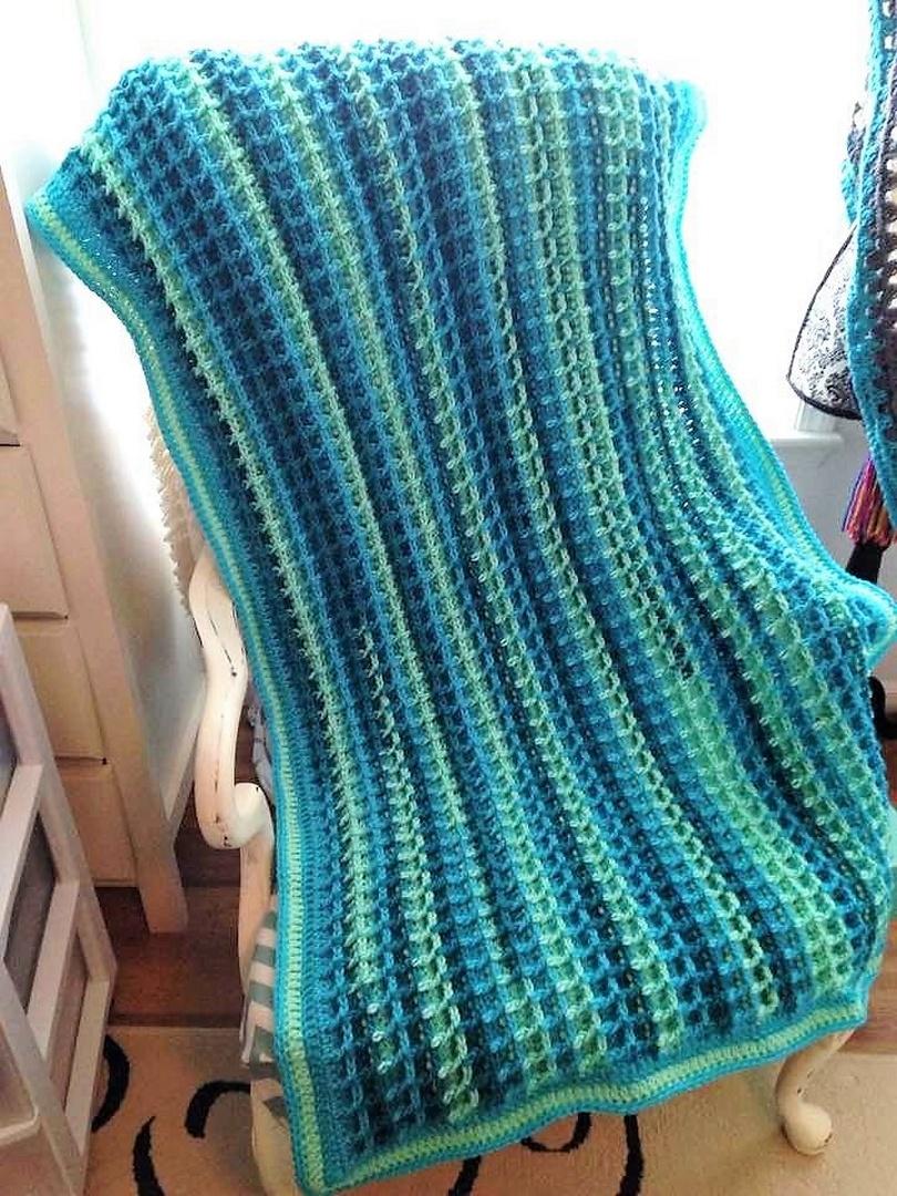crochet blanket idea 3