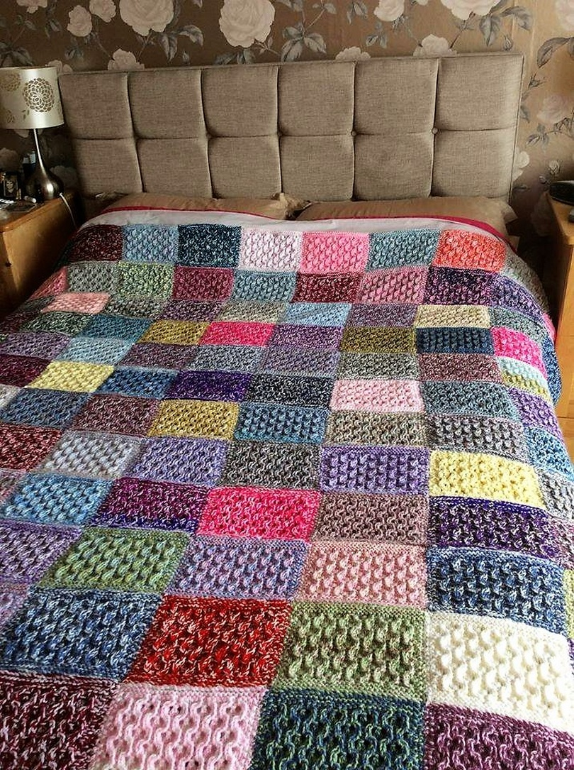 crochet blanket idea 4