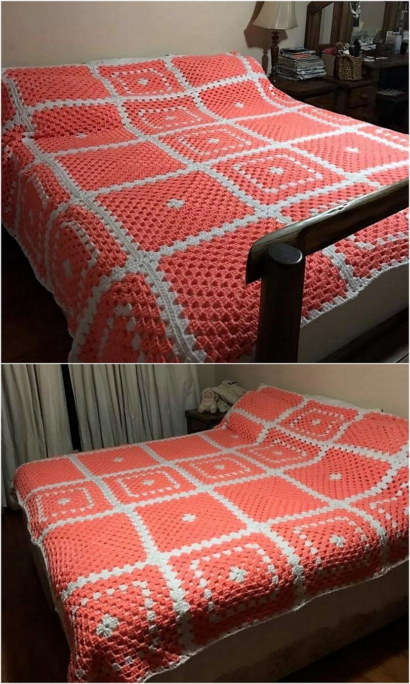crochet blanket idea 6