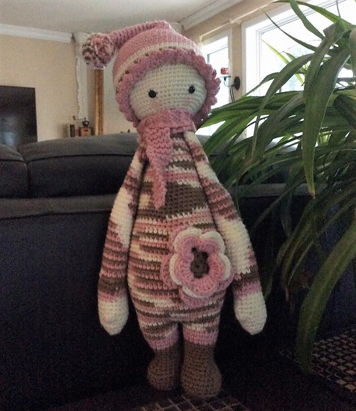 crocheted amigrumi 10